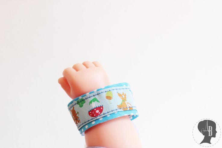 DIY: SOS Armband für Kinder nähen