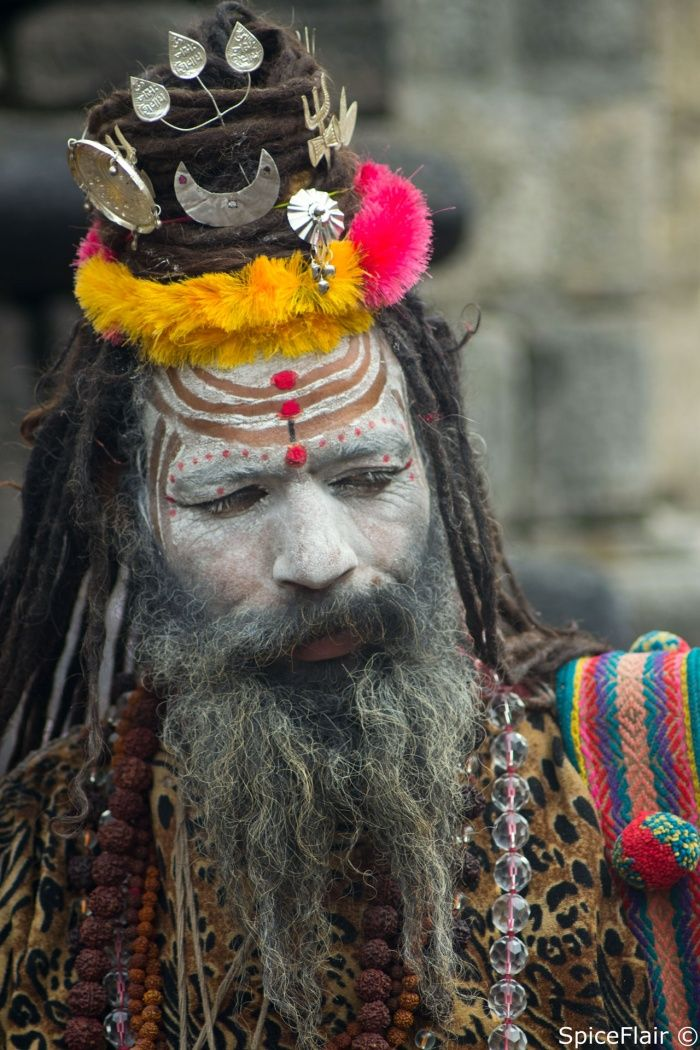 Holy men of India #NomadsSecrets
