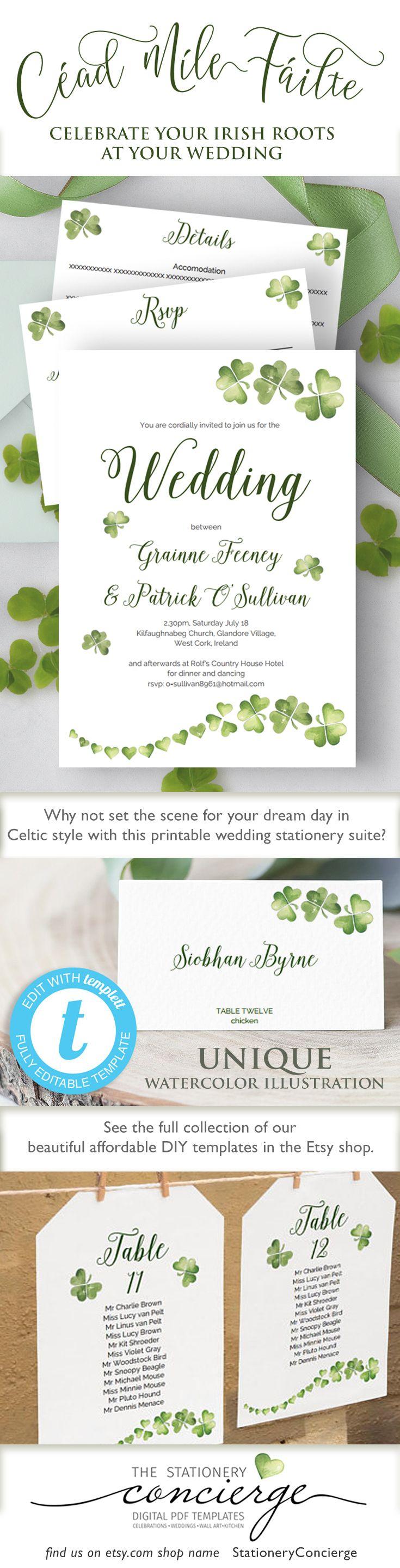 7 Best Wedding Invites Images On Pinterest Celtic Wedding