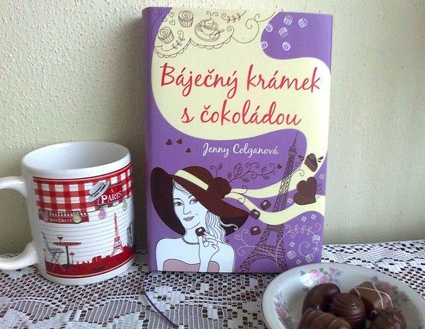 Báječný krámek s čokoládou (orig. The Loveliest Chocolate Shop in Paris, 2013) - Jenny Colgan
