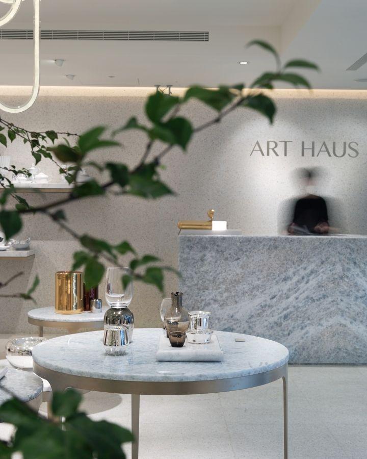 Art Haus boutique shop by MW Design, Taipei – Taiwan » Retail Design Blog