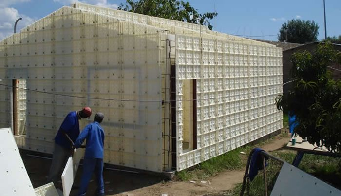 moladi - Alternative Building Technology - Challenge the conventional construction process