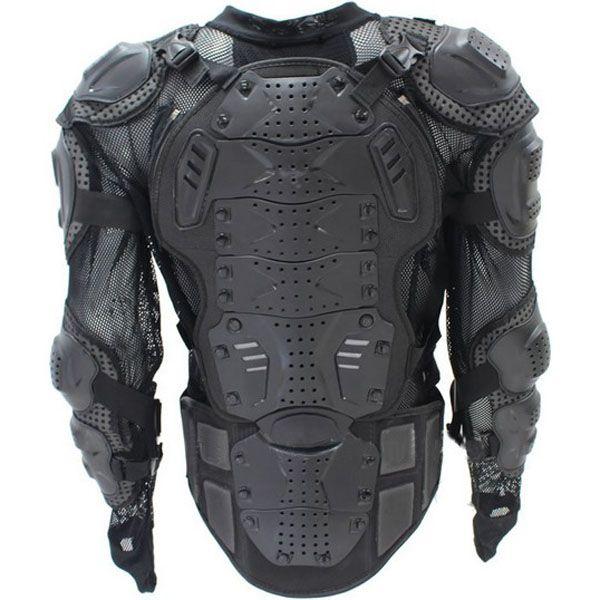 Motocross Racing Motorcycle Armor Protective Jacket Racing ...