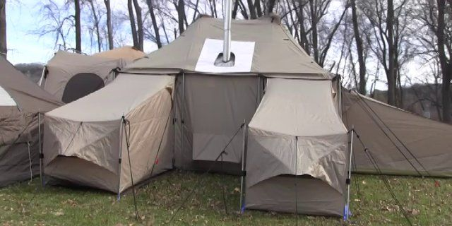 Cabela S Alaknak Isq Tent Review Camping Pinterest
