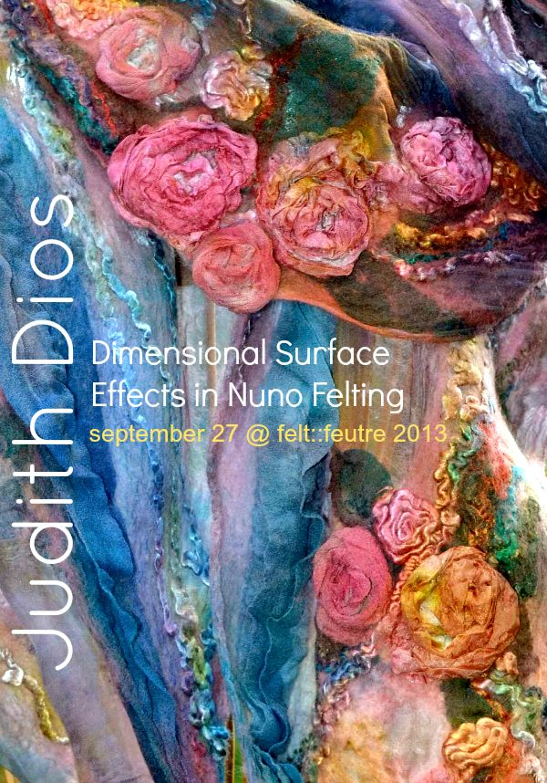 130501 Judith Dios Three-Dimensional Surface Effects with Nuno Felting