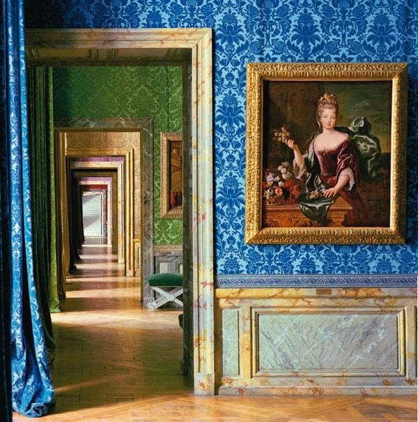 Enfilade at Versailles