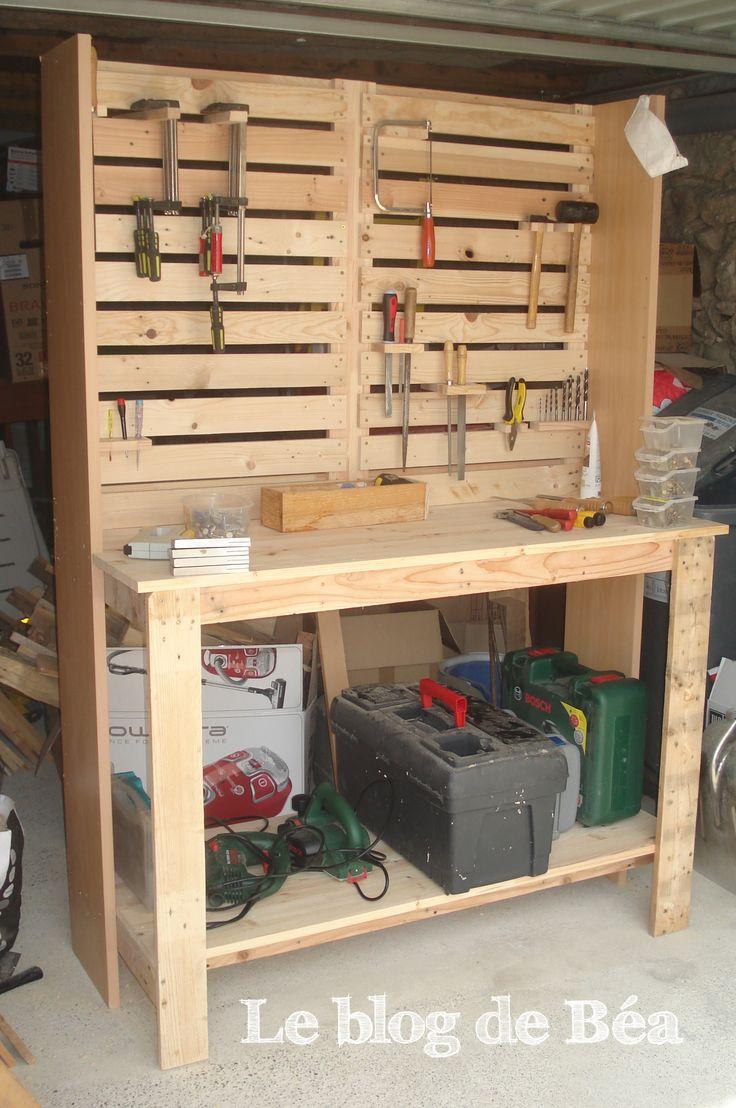 17 meilleures id es propos de rangement outils jardin sur pinterest rangement jardin outils. Black Bedroom Furniture Sets. Home Design Ideas