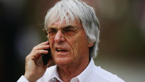 Bernie Ecclestone - the man, the myths and the motors