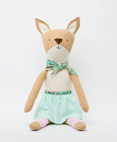 Ruthie the Deer by Walnut Animal Society