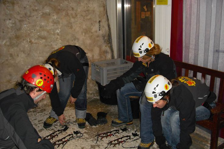 Fotoblog: Indoor ijsklimmen in Den Haag. #ijsklimmen #denhaag #thisisthehague #nederland