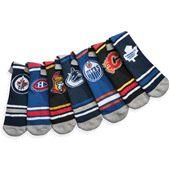 NHL Kids slipper socks - what's your favourite team? Show your pride Only $4.99 a pair  To view my current Avon brochure:  Click here:  http://www.avon.ca/shop/en/avon-ca-next/brochure-list?BP=V5vFbOSlApk%3d  https://www.facebook.com/avonformakeup https://www.interavon.ca/elisabetta.marrachiodo