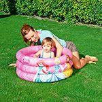 Piscina Inflável Princesas Disney 38 Litros - Bestway