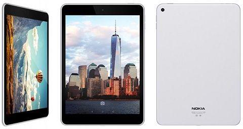 Inilah gambar tablet Nokia N1, tablet Android pertama dari Nokia