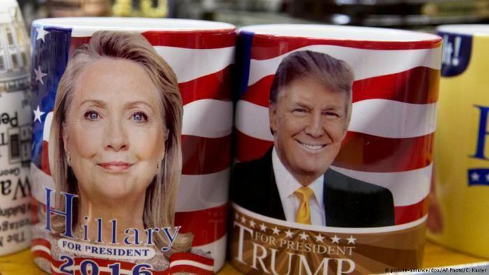 """""""Супервівторок"""" в США: тріумф Клінтон і Трампа. За попередніми даними, мільярдер Дональд Трамп від Республіканської партії лідирує на попередніх виборах в штатах Алабама, Джорджія, Вірджинія, Массачусетс, Арканзас, Теннессі і Вермонті, повідомляє в середу, 2 березня, телеканал CNN. #time_ua #новини #Україна #Київ #новости #Украина #Киев #news #Kiev #Ukraine  #EU #Політика"""