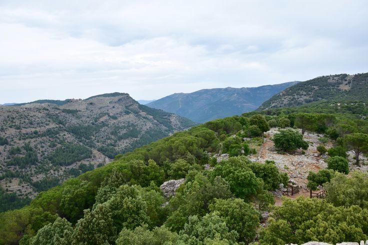 Altopiano di Taccu, Osini, Ogliastra, Sardegna