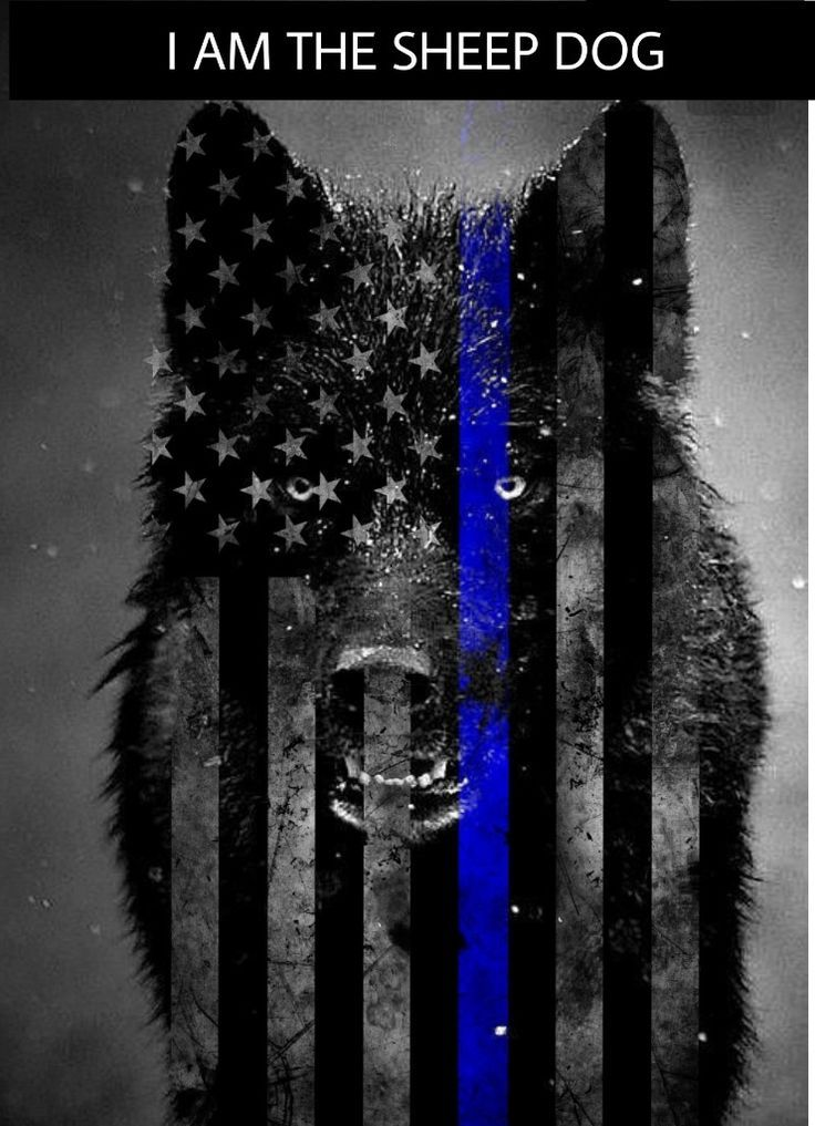 Check Out What I Made With Picsart Create Your Own For Free Http Go Picsart Com F1fc Nvrp5rhewb Police Tattoo Thin Blue Line Wallpaper Sheepdog Tattoo