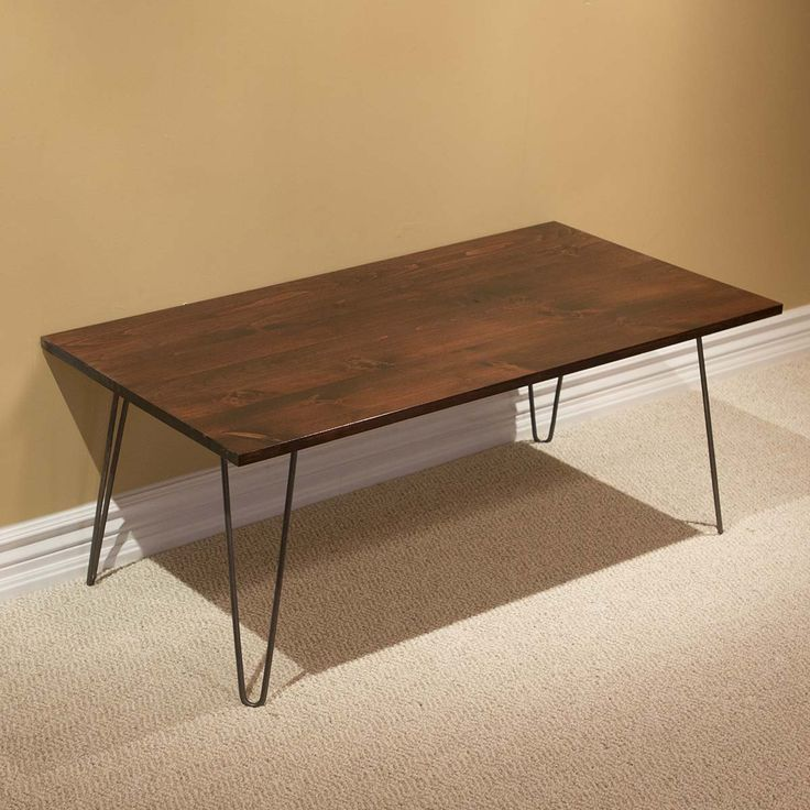 Metal Coffee Table Legs Vancouver: 1000+ Ideas About Hairpin Legs On Pinterest