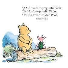 Resultado de imagen para winnie pooh frases español