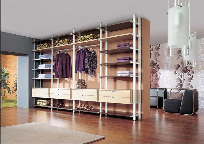 Inspiration Raumteiler Schrank Für Installation Wohnzimmer Gestaltung Mit  Die Wände Der Schönen Tapeten Und Dekoration Modernen