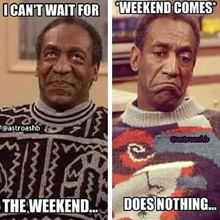 Bill Cosby's face