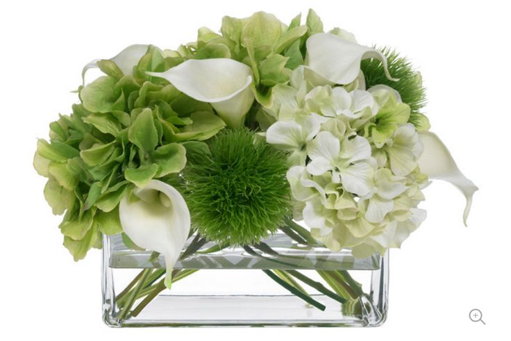 http://www.houzz.com/photos/39121804/Hydrangea-and-Calla-Lily-Silk-Bouquet-transitional-artificial-flower-arrangements