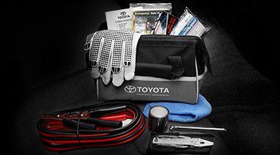 Interior: Toyota ~ Corolla _ iM = Emergency Assistance Kit - 2010's