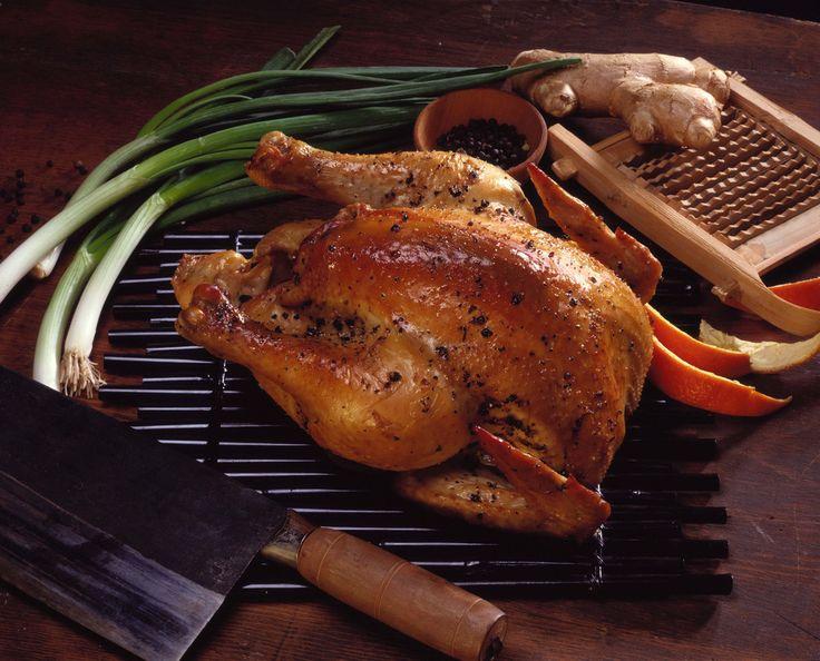 Kurczak po polsku M. Gessler - kurczak faszerowany wątróbką