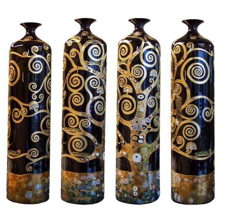 DECORATED GLASS JARS AND BOTTLES
