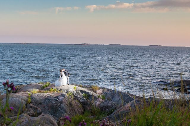 wedding portrait | Suomenlinna