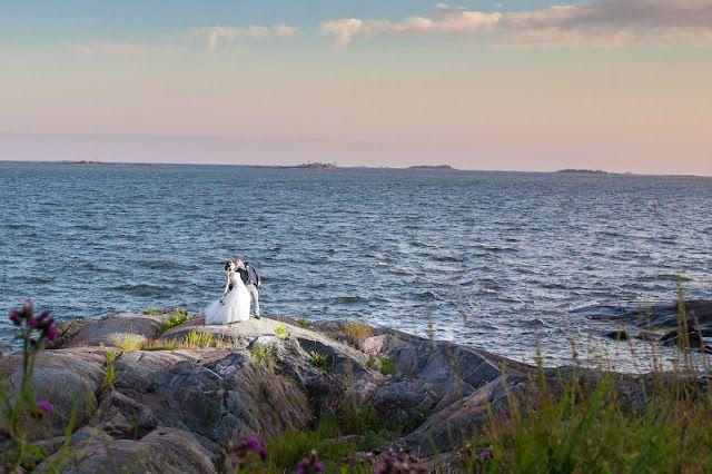 wedding portrait   Suomenlinna