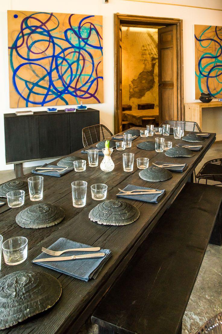 Table Bois on Pinterest  Table Bois Massif, Table Bois Brut and Table ~ Table Bois Ceramique
