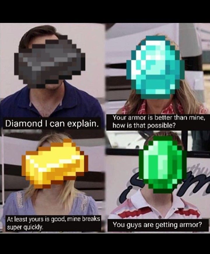 Pin By Maeve O Shea On Mincraft Minecraft Funny Minecraft Memes Really Funny Memes