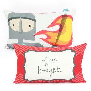 Povlak na polštář Knight, 50x30 cm