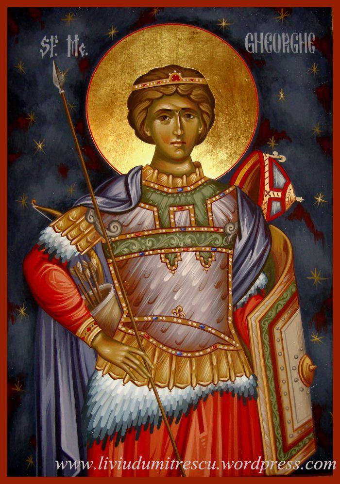 Pictura Bizantina | Liviu Dumitrescu