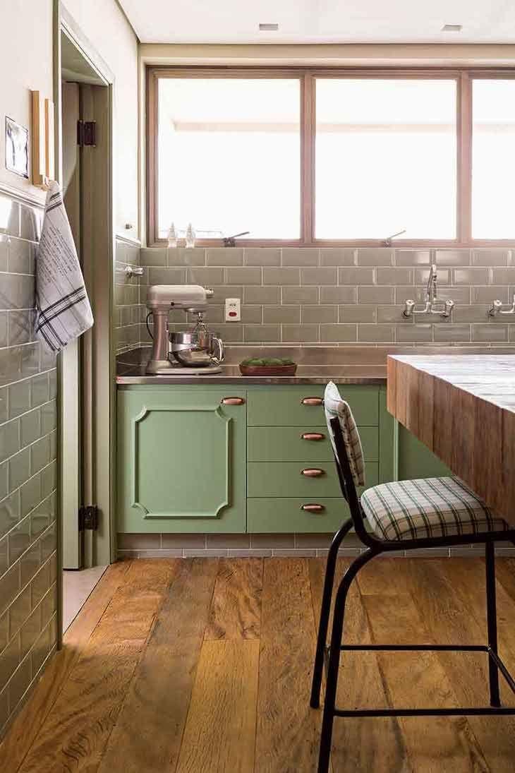 Mejores 56 imágenes de Cozinhas retrô en Pinterest | Cabaña elegante ...