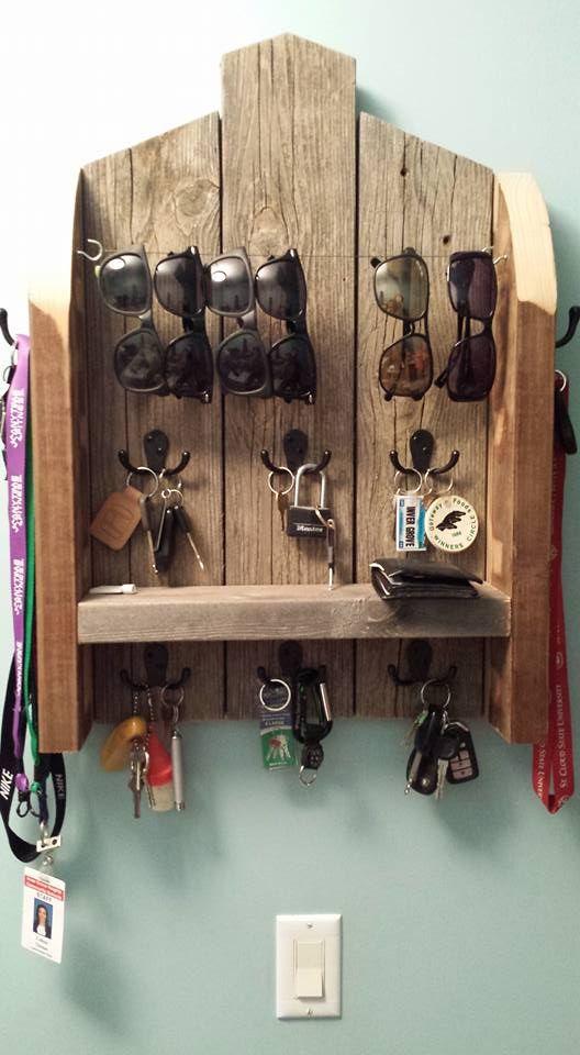 Best 25+ Key holders ideas on Pinterest   DIY crafts key ...