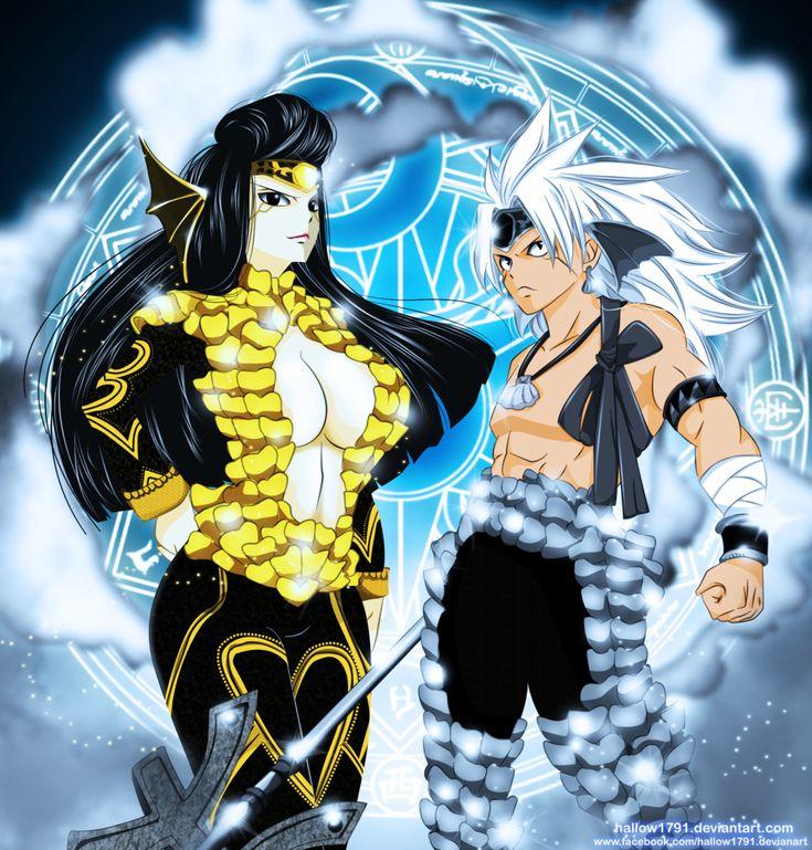 Fairy Tail Fantasy Anime Celestial Spirit Pisces (Human