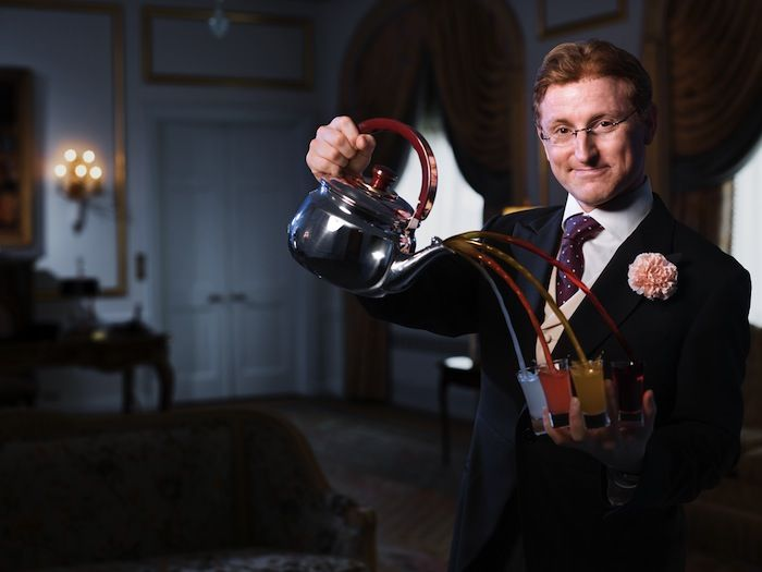 Steve Cohen Millionaires' Magician in New York City
