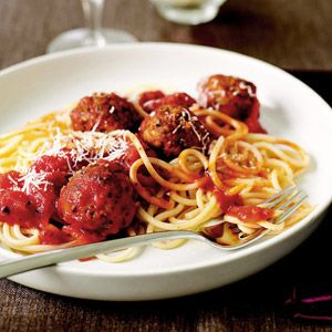 """On Top of Spaghetti  """"We've got more than just the standard meatballs topping our spaghetti dinners. Check out these great alternatives to the classic dish."""""""