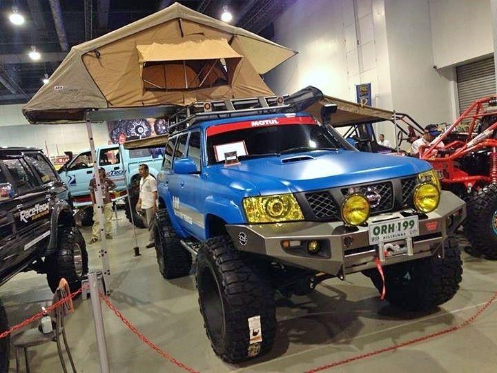 Nissan Patrol Y61 Adventure