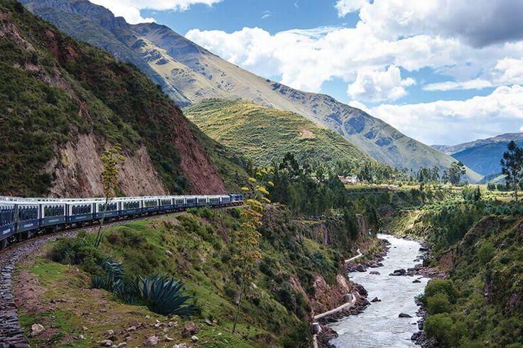Ten of the Best Luxury Train Journeys
