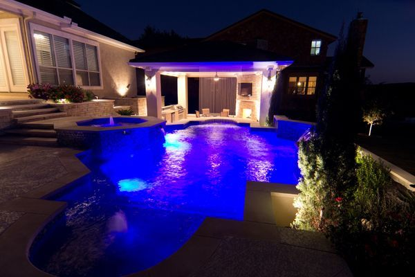 34 best Custom Swimming Pools and Patios images on Pinterest