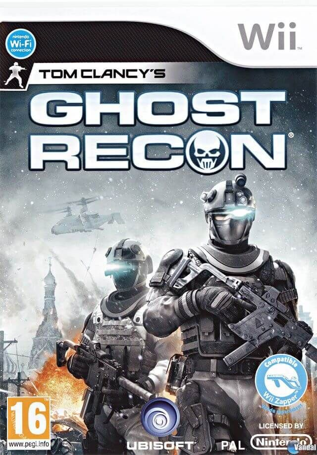 Tom Clancys Ghost Recon Wii Ntsc Ingles Mega Descargar Juegos