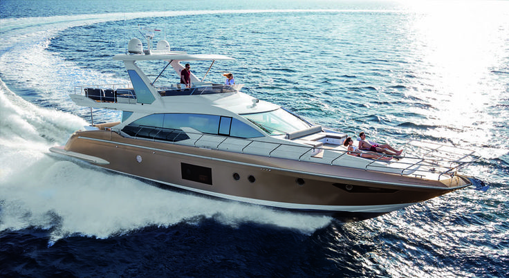 Product and brand innovation by Azimut