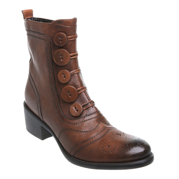 brown bertie boots my style