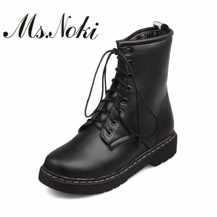 >>>Coupon CodeWomen's Motorcycle Ankle Boots Fashion 2016 Autumn Winter plush warm waterproof boots plus size Lace Up Bootas flat shoes womanWomen's Motorcycle Ankle Boots Fashion 2016 Autumn Winter plush warm waterproof boots plus size Lace Up Bootas flat shoes womanBest...Cleck Hot Deals >>> http://id678921345.cloudns.ditchyourip.com/32714748283.html images