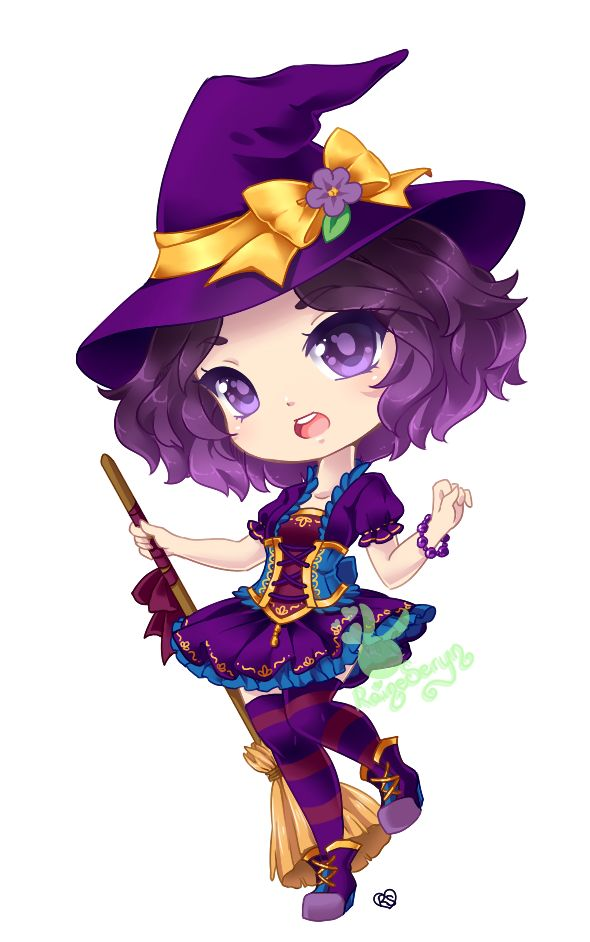 Chibi Fille En Uniforme Scolaire Kawai T Chibi Anime