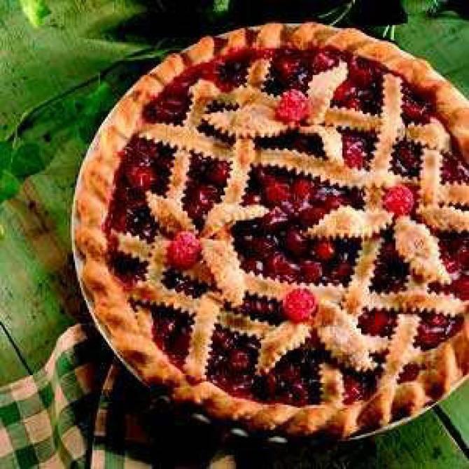 Cherry Pie on PE.com   Recipes   Pinterest   Cherry Tart, Cherries ...