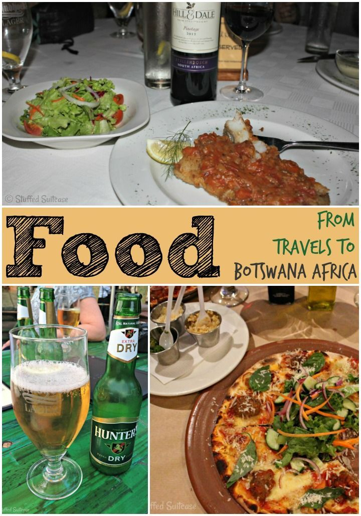 Food from Travel to Botswana Africa | StuffedSuitcase.com