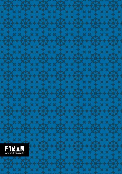 Mönsterkollektivet FYRAN / Pattern / Tindra